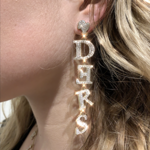 Rein-Ders Earrings silver