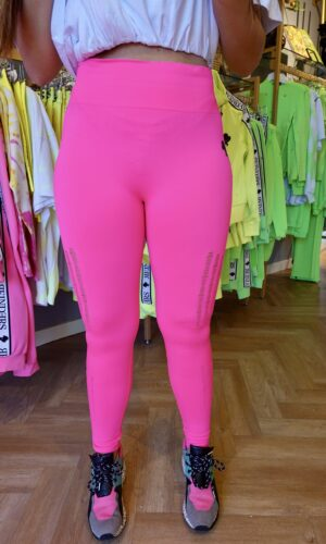 Reinders legging long roze