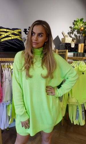 Reinders open sweater groen