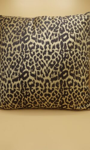 Cushion Leopard Print