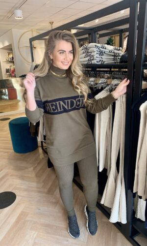 Reinders Sweater Olive