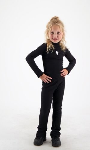 Mandy Top Kids Zwart