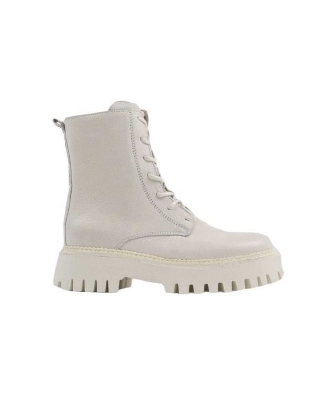 Ankleboot Groovy Off White