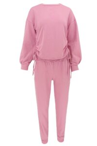 Jogging Set Co-ord Pink