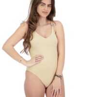 Reinders SwimSuit Lurex Creme