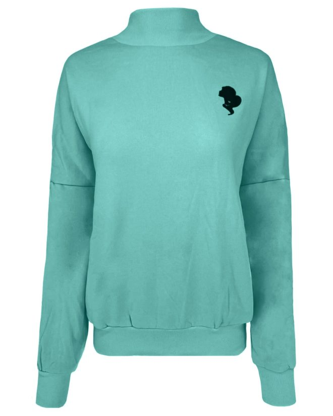 Tracking Sweater Blue